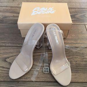 Public Desire Sandals!